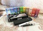 エミリ ミニ(EMILI MINI)電子たばこレビュー/使い方・リキッドフレーバーの味・安全性について